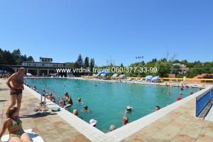 Leto na bazenu u Banji Vrdnik